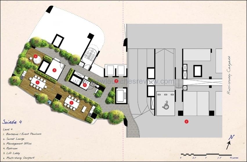 Spottiswoode Suites Level 4