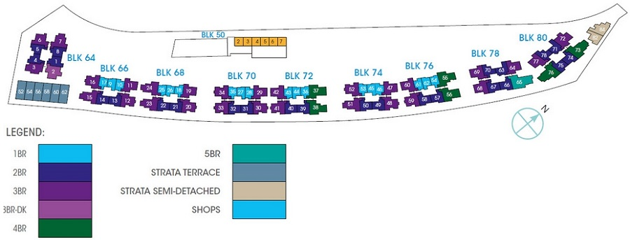 Kingsford Waterbay Site Plan 2