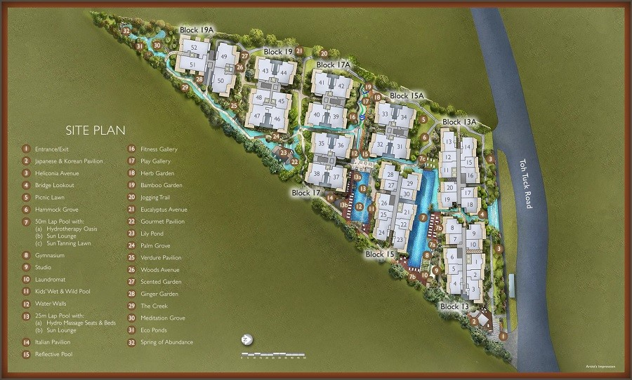 The-Creek-Site-Plan