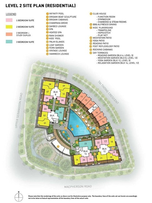 Venue Site Plan 2