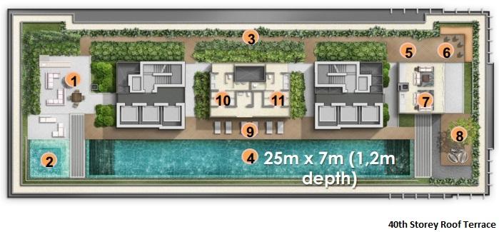 Alex Residences Site Plan 4