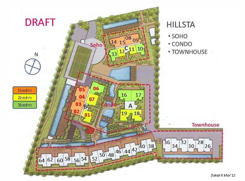 Hillsta Site Plan 2