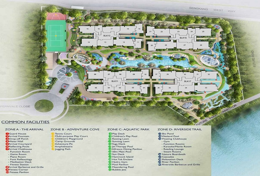 riverbank-fernvale-siteplan