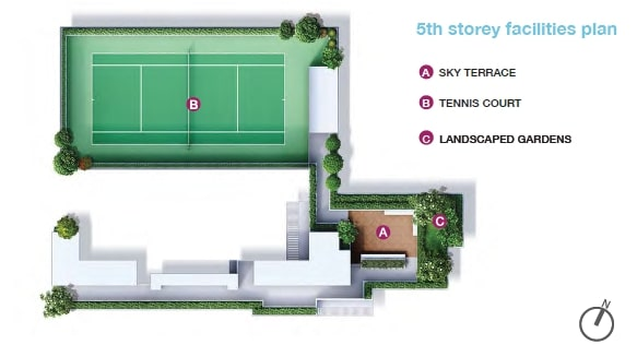 Kallang Riverside Siteplan 2